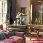 Interior of a Country House in Laois by Mark O'Neill