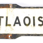 Old Portlaoise Road Sign