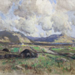 The Rosses, Donegal by James Humbert Craig