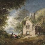 Tintern Abbey by William Sadler II