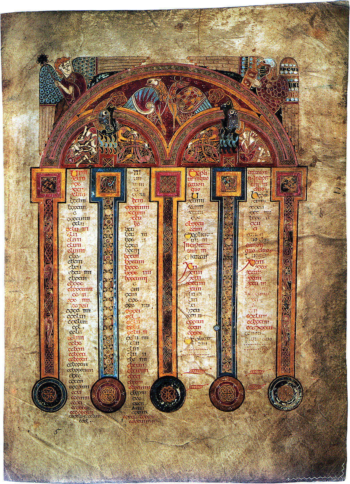 the book of kells The book of kells is a beautiful example of medieval illumination and was written around 800ce plan a visit to the washington-centerville public library to.