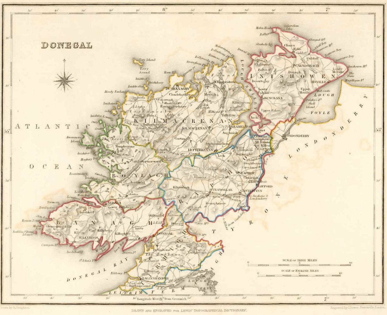 Donegal Genealogy