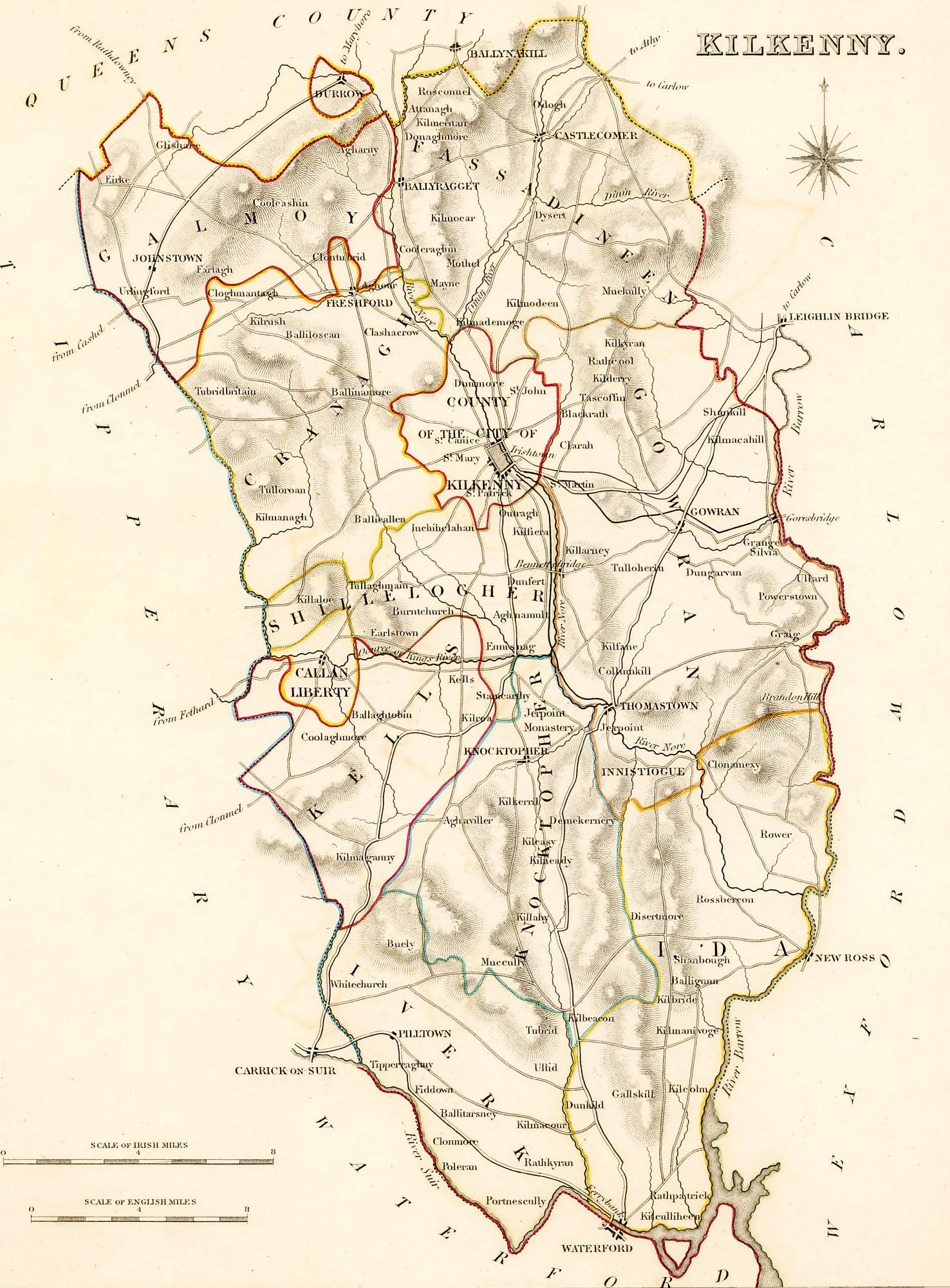 Kilkenny Genealogy
