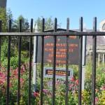 St. Audoen, signage
