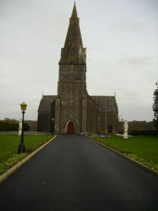 Roman Catholic Church, Ballinakill, Laois (Queen's Co.), Ireland