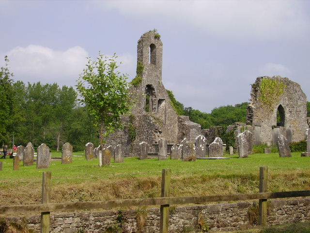 Templemore Old Church Photographs Co Tipperary From