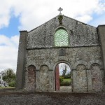 Old Roman Catholic Church, Couraguneen, Tipperary. Ireland