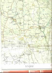 Ordnance Survey Map 67 : Kilkenny.   Map details