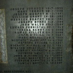 Memorial Plaque: Right hand