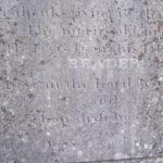Newcomb Tomb 1f