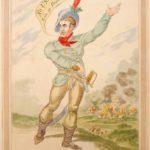 1798 Portrait of an Irish Chief