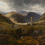 Glendalough by Bartholomew Colles Watkins