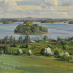 Lough Key by Robert Taylor Carson