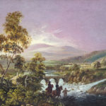 Meeting of the waters, Co. Wicklow by William Sadler