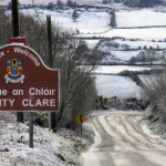 County Clare Sign