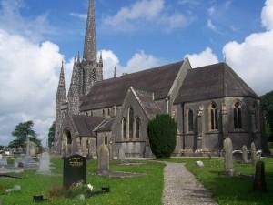 St. Michael's & All Angels, Abbeyleix, Laois (Queen's Co.) Ireland