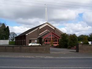 Roman Catholic Church, Rosenallis, Laois (Queen's Co.), Ireland