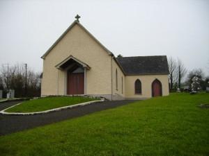 Roman Catholic Church, Ballymacmurragh, Offaly (King's Co.), Ireland