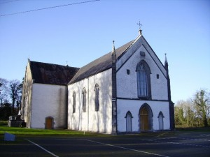 St. Lazerian's, Spink, Laois (Queen's Co.), Ireland