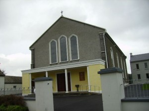 Roman Catholic Church, Knocktopher , Kilkenny, Ireland
