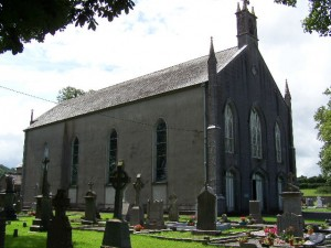 Tulla Roman Catholic Church, Kilkenny, Ireland.