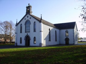 Roman Catholic Church, Urlingford, Kilkenny, Ireland