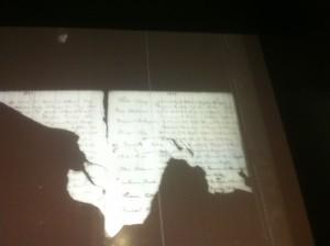 2 pages of a Roman Catholic parish register